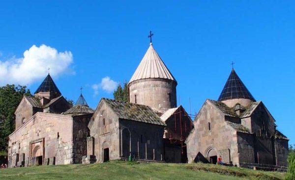 Armenia-Goshavank-Monastery