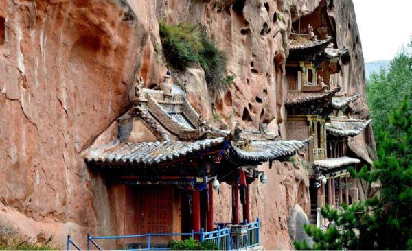 China-Ganzu-Mati-Temple-caves-Zhangye