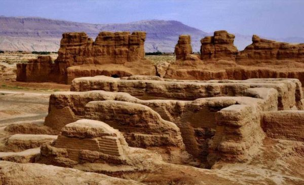 China-Xinjiang-Ancient-City-Gaochang-Turpan