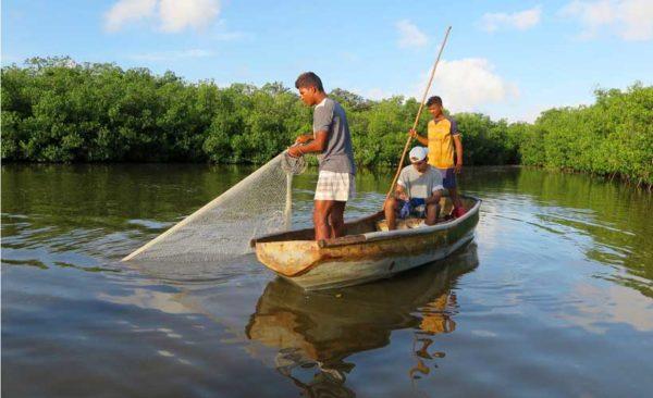Colombia-amazon-river