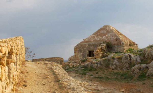 Crete-ruins