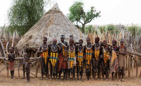 Ethiopia-hamar-Tribe-Omo-Valley
