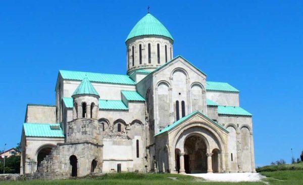Georgia-Bagrati-Cathedral