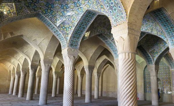 Iran-inside-Shiraz-monument