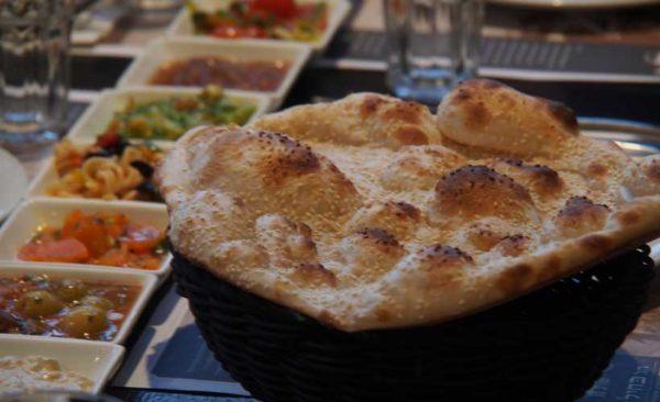 Israel-dinner-tel-Aviv-style