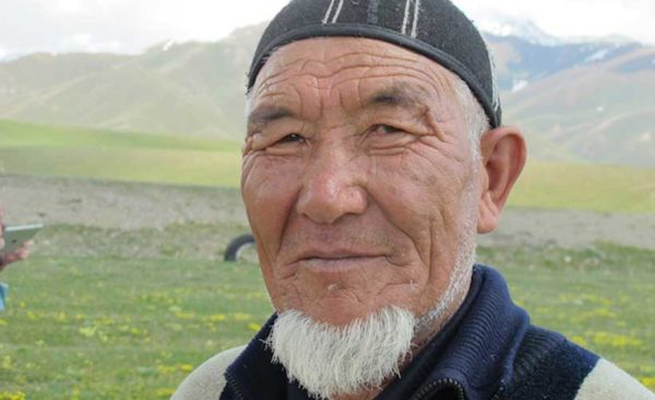 Kyrgyzstan-local-Man