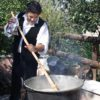 Sardinia-Pecorino-cheese-making