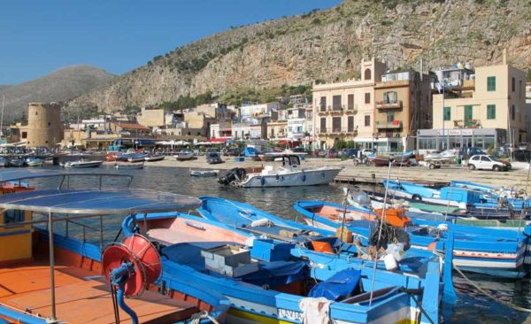 Sicily-fishing-village