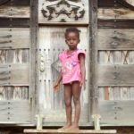 Beautiful Suriname child