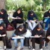 Iran-Tehran-students