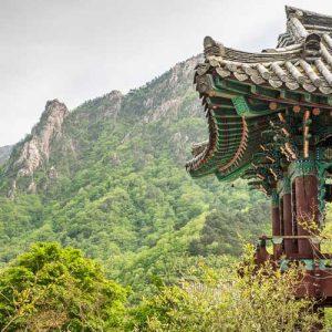 South Korea Taiwan tours temple