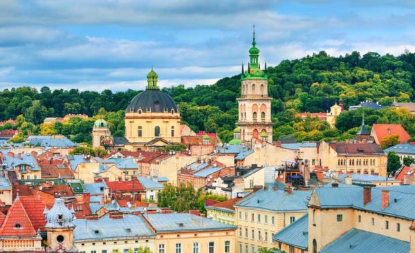 Ukraine-Historical-Centre-Lvov