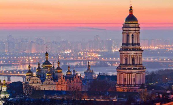 Ukraine-Kiev-Pechersk-Lavra