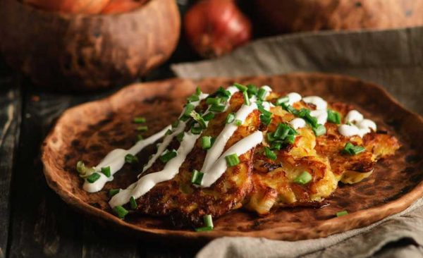 Ukraine-Potato-fritters-national-dish