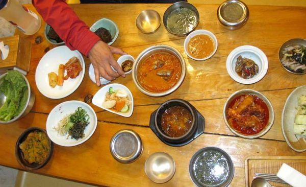Korea-food