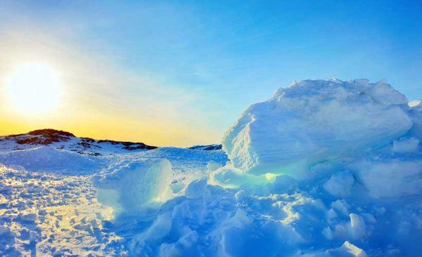 Greenland-Ice-Sun