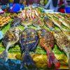 Markets-Borneo