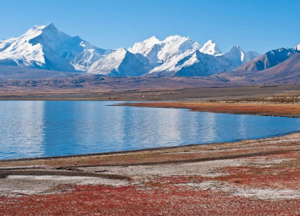 Mountain-Gosainthan-Tibet