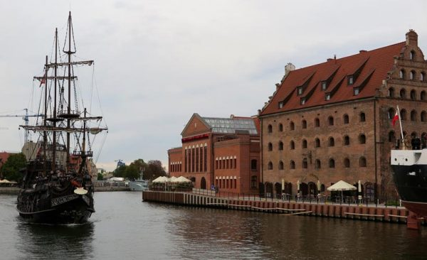Poland-Gdansk-baltic-boat
