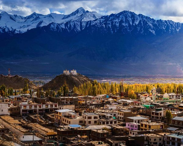 Leh Ladakh Northern India
