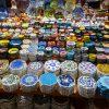 Handmade-wares-in-market-Turkey