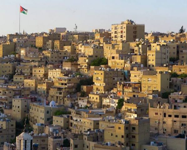 Amman-city-view-Jordan