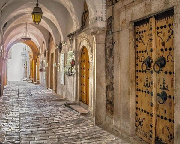 Old-town-Tunis
