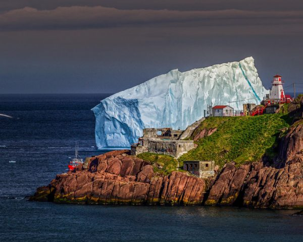Iceberg-Newfoundland and Labrador