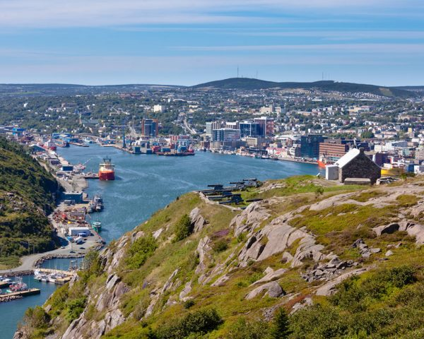 St.-Johns-the-capital-of-Newfoundland-Labrador