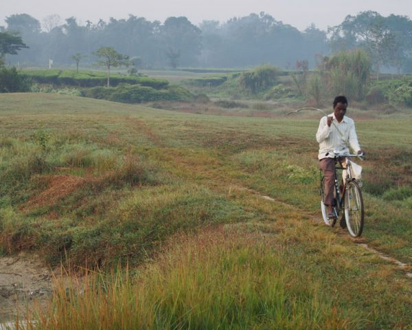 Bike-rider-in-Assam-India