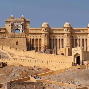 Jaipur India, Amer Fort