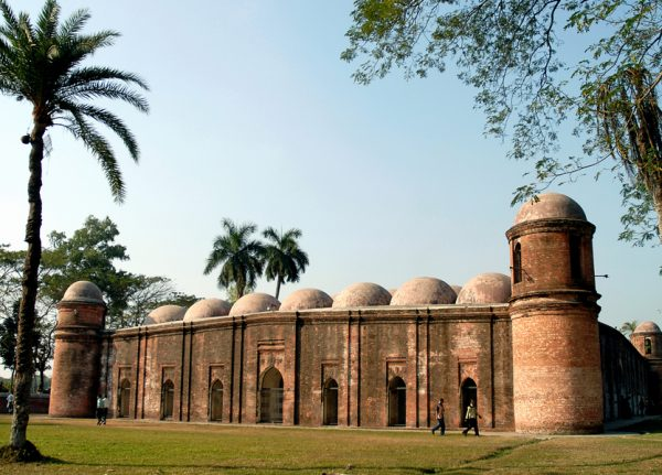 Sixty Dome Mosque in Bagerhat