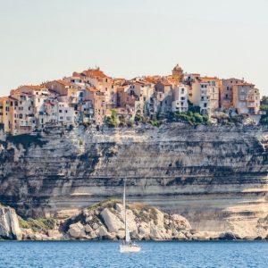 Corsica's Bonifacio