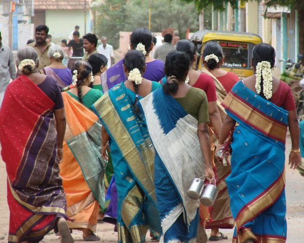Tamil-Nadu-Colourful-Sarees