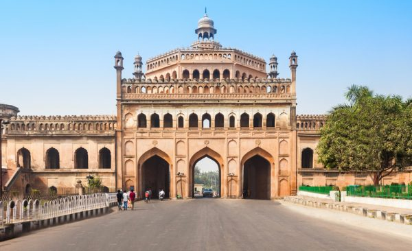 Turkish Gate, Lucknow, Uttar Pradesh