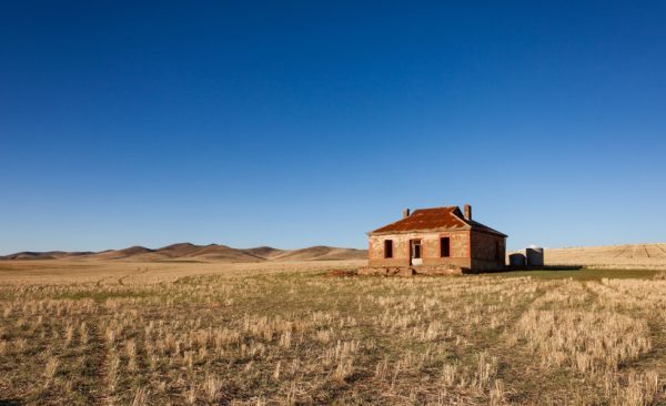 Burra Homestead, just outside of the small town of Burra in South Australia