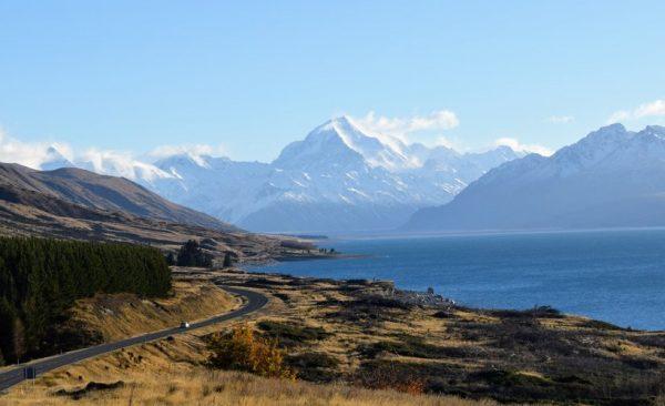 Peters Lookout New Zealand