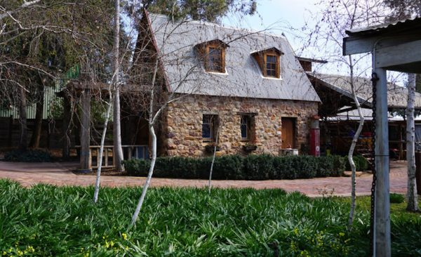 Piccolo-Family-Farm-Cottage, near griffith