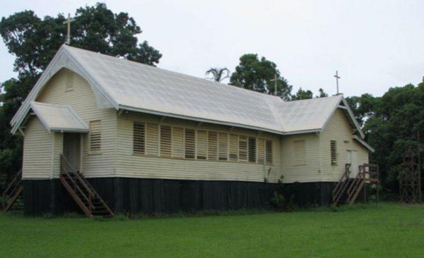 Church in the Tiwis